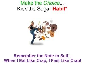 kick sugar